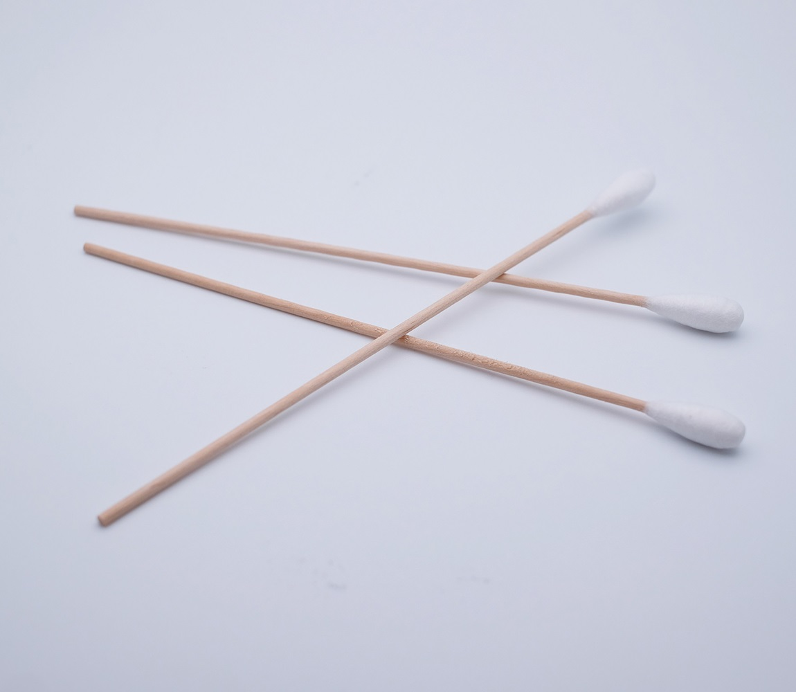 bamboo/wooden stick cotton buds